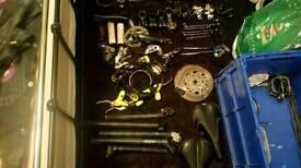 Joblot of good bike parts