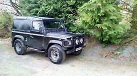 LandRover Defender 90 200tdi. Great truck!