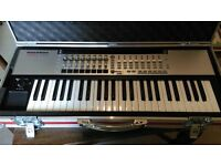 *REDUCED* Novation 49 SL MkII 49 note USB MIDI controller Keyboard with flightcase