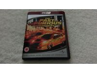 The Fast & The Furious: Tokyo Drift HD DVD