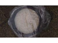 Chichlid coral sand - bucket full