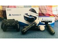 Various PlayStation 4 Accessories