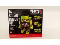 Solar Robot Kit Age 8+