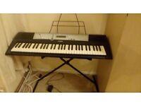 Yamaha keyboard bundle
