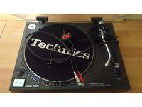 Technics turntable 1210 mk2