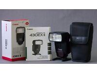 Canon Flash 430EX II