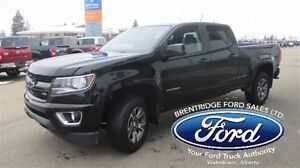 2015 Chevrolet Colorado LT, 4WD, Z71