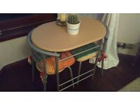 Compact table with 2 chairs - only £10!