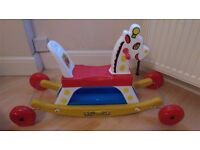 Baby Riding & Rocking Horse For Quick Sale