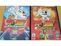 Dangermouse new series volumes 1&2 DVD