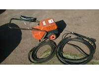 240v pressure washer 100bar