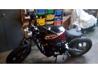 ZX600 project