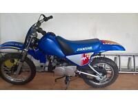 Motorbike 80cc Not KX80 RM80 CR80