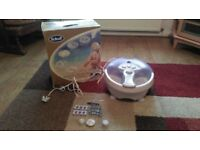 scholl foot spa £4