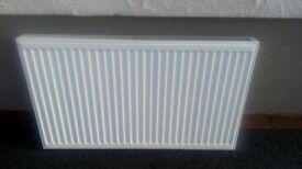 New design central heating radiator