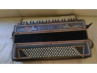 ACCORDION by Hessy P. FICOSECCO, CASTELFIDARDO,