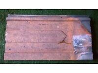 Roof tiles Edwardian rare restoration