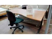 Special offer, office desks and swivel chair. Lots available