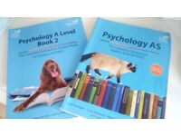 Psychology Books-A& AS Level for sale  Newport