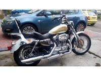 Harley Davidson Sportser 883xl super low