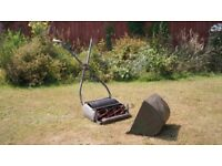 Ransomes lawn mower: quality product and still in good working order.