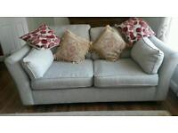 Marks& Spencer 2 x two seater settee