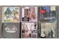 Oasis Cd Collection.