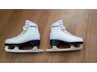 Freesport girls ice skates size 27