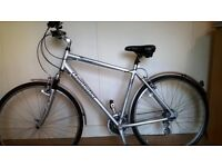"""Claud Butler Gents 22"""" frame bike - excellent condition"""