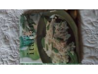 Italian cookery book - excellent condition £1.50