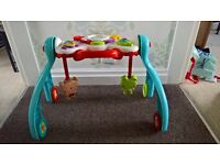 Play Gym & Walker and Kick & Play Piano (VTech)
