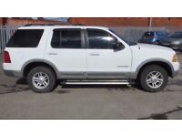 Ford Explorer 1 Owner LHD (LEFT HAND DRIVE)