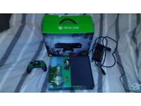 Xbox one 500gb plus linx vision tablet and 10 games