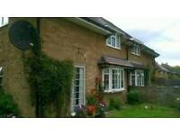 Beautiful large 3 bed council semi in Market Harborough for the same closer to London