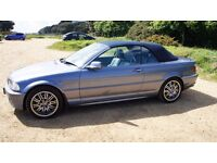 BMW 3 Convertible 2001 Automatic 2.2