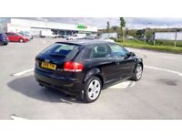 **Audi A3 TDI 190BHP REMAPPED EGR DELETE DIESEL WELL MAINTAINED FULL HISTORY NOW REAL BARGAIN..