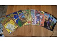 Home Grown Magazines Complete Set in very good condition.