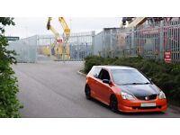 Honda Civic 2.0L Type R EP3 - Fantastic Condition - Low Mileage - Integra S2000