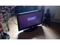 "37"" Samsung LCD TV spares/repairs"