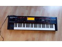 Roland Juno G 61 keys workstation keyboard synth (second hand) for sale