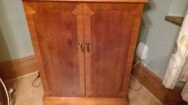 Solid honey wood, Cupboard, £25 ONO