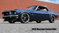 1969 FORD MUSTANG CONV.   ~~~ LIVE VIDEO ~~~~
