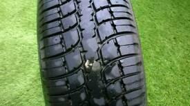 Arrowspeed car tire