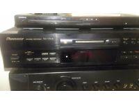 Pioneer minidisc recorder