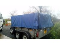 Ifor Williams 8 x 5 Caged Trailer with Canopy *Bargain*