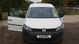 VW Caddy C20 TDI 102 1.6 Panel Van 4dr