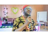 West African Nigerian MC for your events