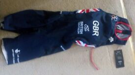 GB Elite New Trisuit Small (labels still attached)