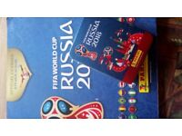 Panini World Cup stickers to swap updated 18/6 17.45pm