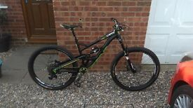 YT Industries CAPRA AL1 Mountain Bike - Medium - RELISTED 06/12/2016